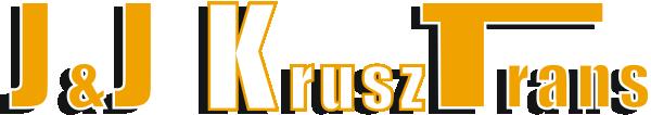 J&J KruszTrans – transport, usług maszynami budowlanymi, materiały sypkie Logo